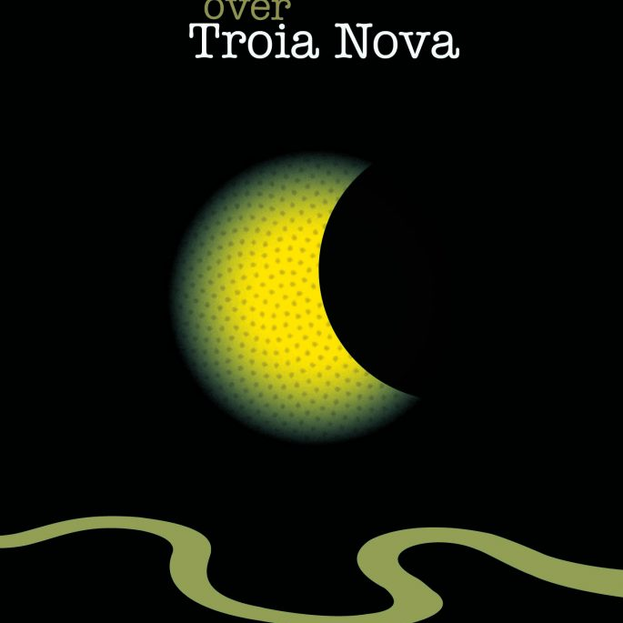 Sunflower eclipse over Troia Nova – Out now!
