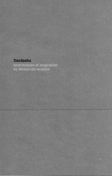 Book cover for Dardasha: Testimonies of Migration by Moroccan Women