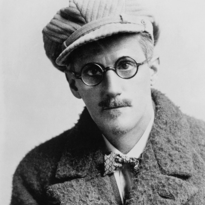 James Joyce at Soul Bay