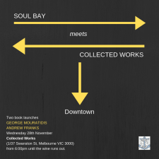 SOUL BAY meets COLLECTED WORKS Downtown